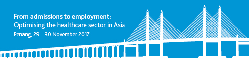 Optimising the healthcare sector in Asia 2017 conference